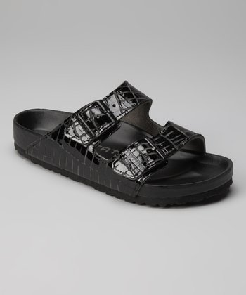Black Crocodile Arizona Slide