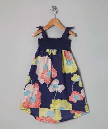 Twilight Surf Lily Drama Dress - Toddler & Girls
