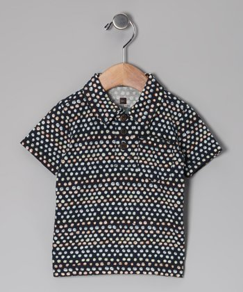 Indigo Kendang Polo - Infant, Toddler & Boys