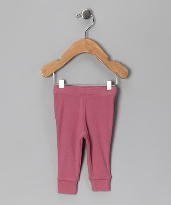 Ginger Berry Cuff Pants - Infant