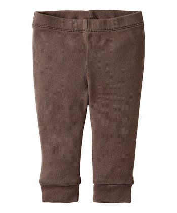 Steel Gray Cuff Pants - Infant