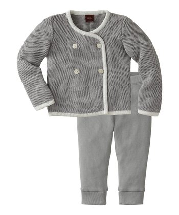 Gravel Cardigan & Pants - Infant