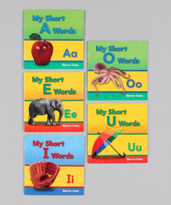 Targeted Phonics: Vowels Paperback Set