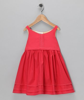Fuchsia Charlotte Dress - Infant, Toddler & Girls