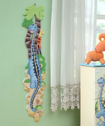 Dinosaur Kingdom Growth Chart