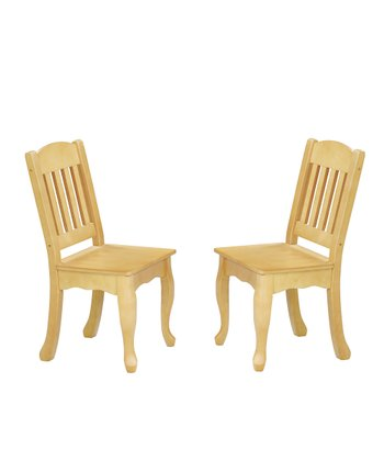 Natural Windsor Chair - Set of Two