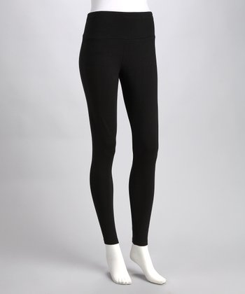 Black The Essential Everyday Shaper Leggings - Women