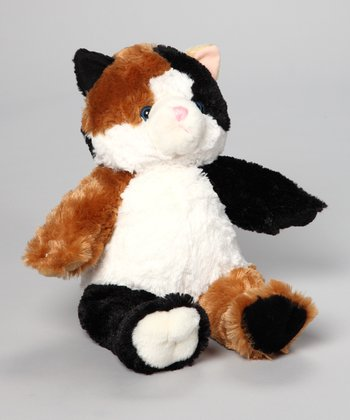 Calico Cat Plush Toy