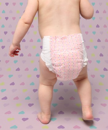 Hearts Premium Nontoxic Disposable Diaper Pack