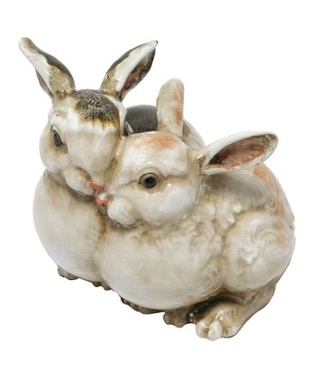 Cuddles Rabbit Figurine