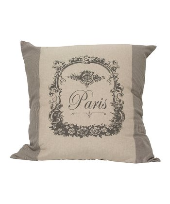 'Paris' Pillow