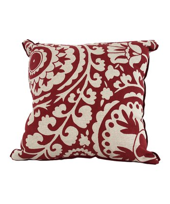 Red Rajaa Pillow