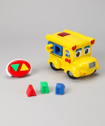 Letterland School Bus & Remote Control Set