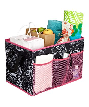 Luxe Chelsea Collapsible Trunk Organizer