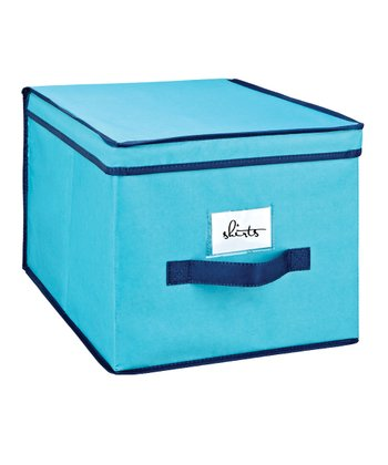 Aqua Pop Large Storage Box