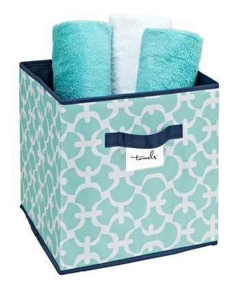 Aqua Scout Medium Storage Cube