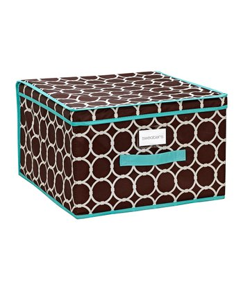 Hula Chocolate Jumbo Storage Box