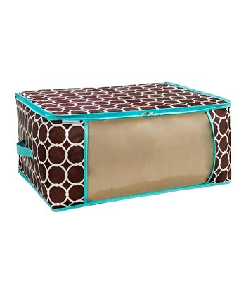 Hula Chocolate Jumbo Storage Bag
