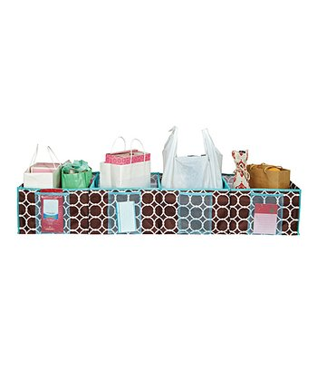 Hula Chocolate Shopping Trunk Organizer