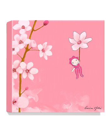 Cherry Blossom Giclée Canvas Print