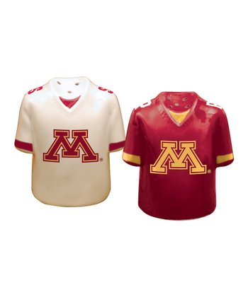 Minnesota Salt & Pepper Shakers