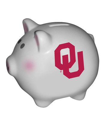 Oklahoma Piggy Bank