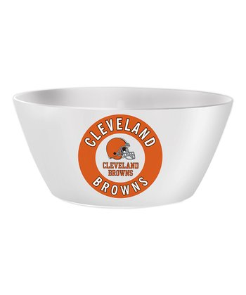 Cleveland Browns Serving Bowl