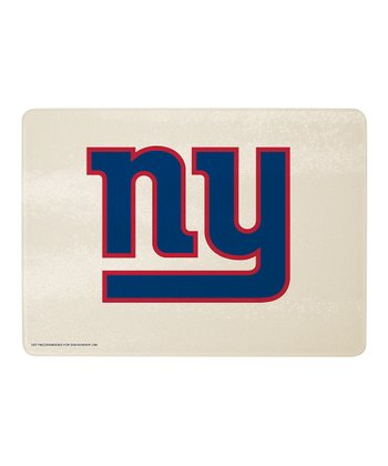 New York Giants Logo Cutting Board