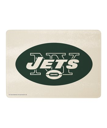 New York Jets Logo Cutting Board