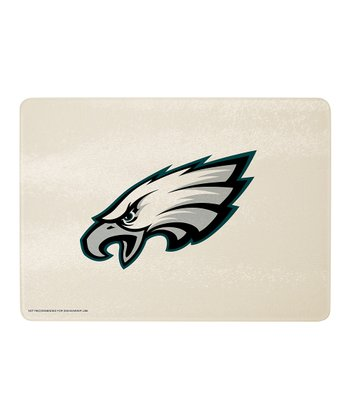 Philadelphia Eagles Logo Cutting Board