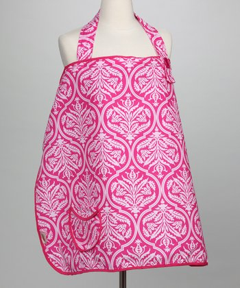 Pretty In Pink Nursing Cover