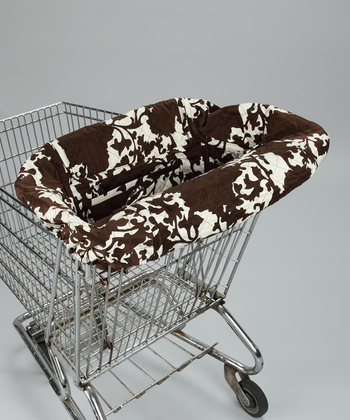 Mudd Pie Shopping Cart Cover