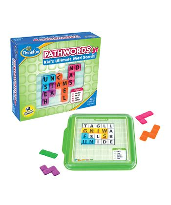 PathWords Jr. Game