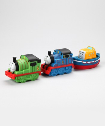 Thomas & Friends Bathtub Squirters