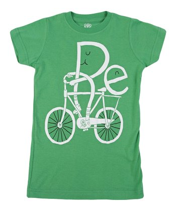 Glade Recycling Tee - Girls