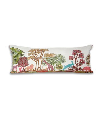 Gazali Throw Pillow