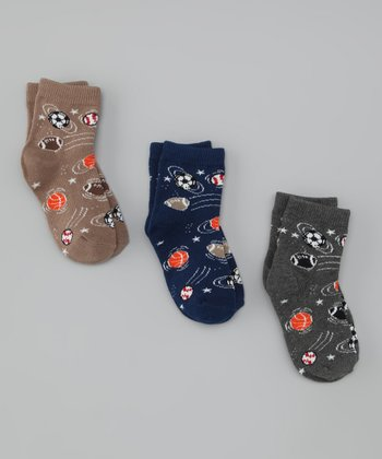 Sports Universe Socks Set