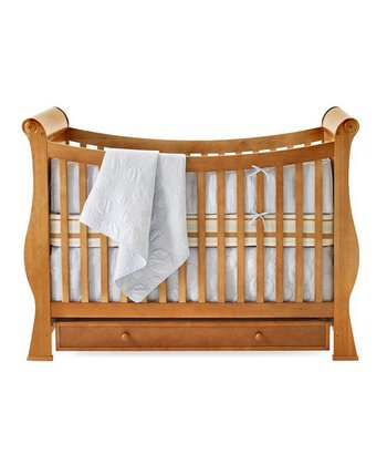 Oak Convertible Sarasota Crib