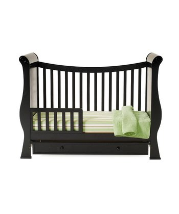 Black Sarasota Convertible Crib