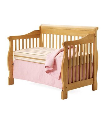 Natural Augusta Convertible Crib