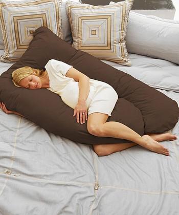 Today's Collection Espresso Cozy Pregnancy & Nursing Pillow Set