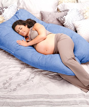 Today's Collection Blueberry Oggi Complete Body Positioning Pillow