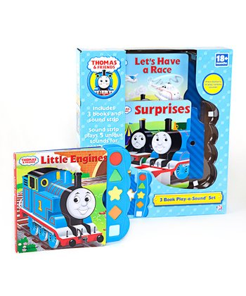 Thomas Play-a-Sound Board Book Set
