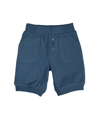 Sloe Berry Shorts - Infant