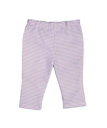 Heather Stripe Leggings - Infant