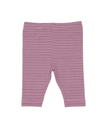 Vintage Rose Stripe Lara Leggings - Infant