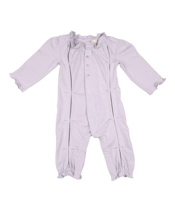 Lavender Pinch Playsuit - Infant
