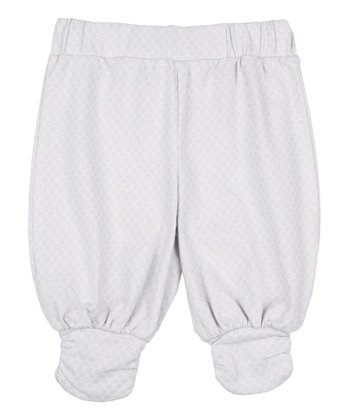 Silver Harem Pants - Infant & Toddler