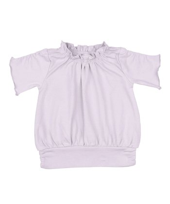 Lavender Baggy Top - Infant & Toddler