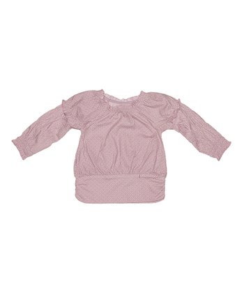Rose Bonnie Top - Infant & Toddler